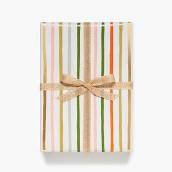 Baliaci papír Festive Stripe 76x240