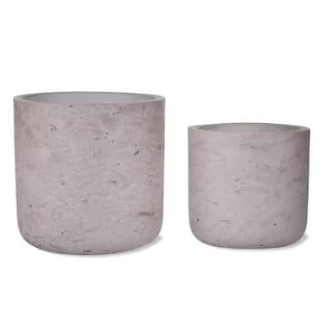 Cementový obal na květináč Stratton