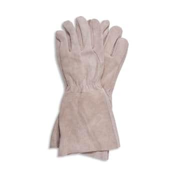 Kožené ochranné rukavice Suede
