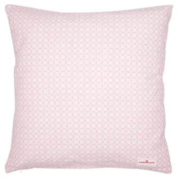 Bavlnená obliečka na vankúš Helle Pale Pink 40x40