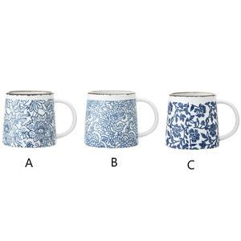 Keramický hrnek Molly Blue Mug 400ml