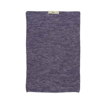 Pletená utěrka Mynte Purple