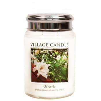 Svíčka Village Candle - Gardenia 602g