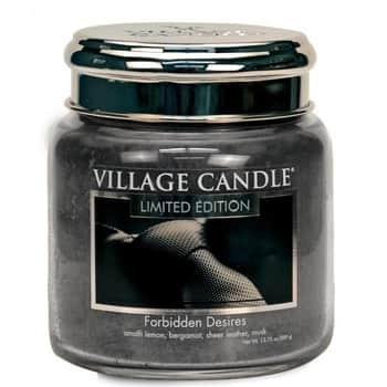 Svíčka Village Candle - Forbidden Desires 389g