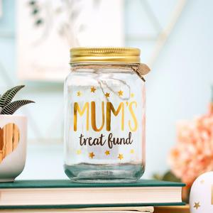 Pokladnička Mum's Treat Fund