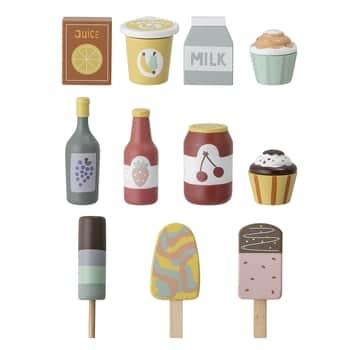 Dřevěné hračky Food Multi-color
