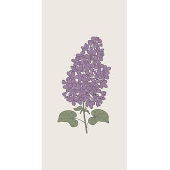 Papírové ubrousky Lilac Flower – 16 ks