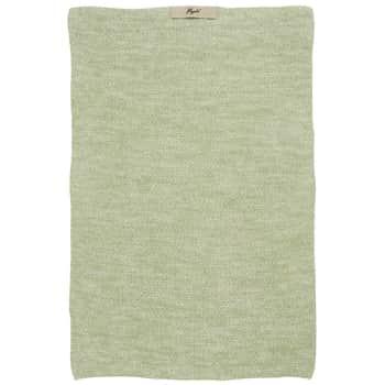 Pletená utěrka Mynte Light Green Melange