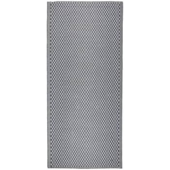 Plastový koberec Recycled Blue 90x180 cm
