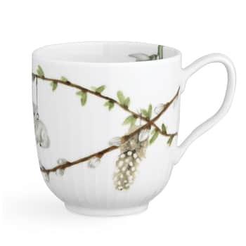 Veľkonočný porcelánový hrnček Hammershøi Easter 330ml