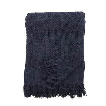 Prehoz zrecyklovanej bavlny Blue 160x130