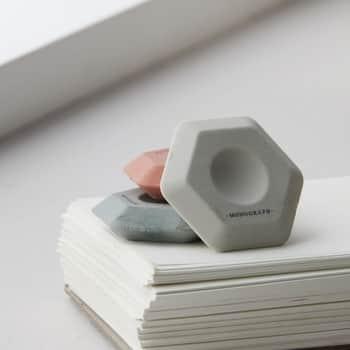Mazací gumy Erasers 3 ks