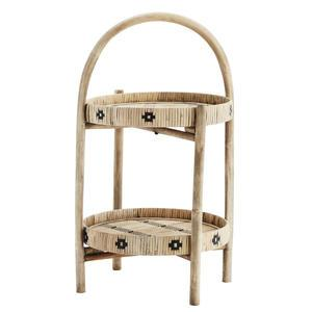 Odkladací stolík Natural Bamboo