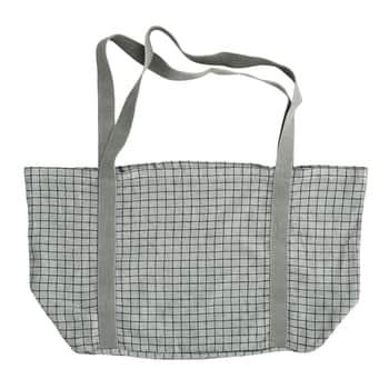 Lněná taška Grey Mist