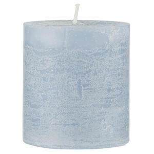 Sviečka Rustic Candle Light Blue