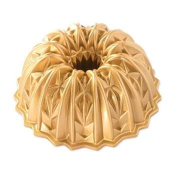 Hliníková forma na bábovku Crystal Gold