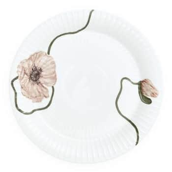 Porcelánový talíř Hammershøi Poppy 22 cm