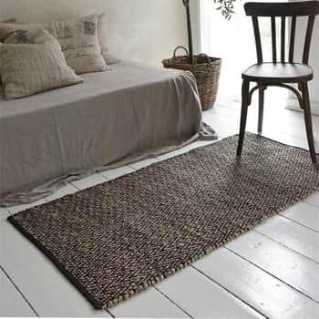 Jutový koberec ZigZag 70x140cm