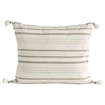 Bavlnená obliečka na vankúš Walnut 50x60cm