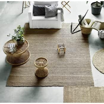 Jutový koberec Natural 80x120cm