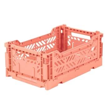 Skládací přepravka Salmon Pink – mini