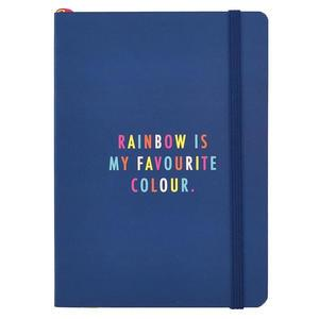 Notes A6 Rainbow