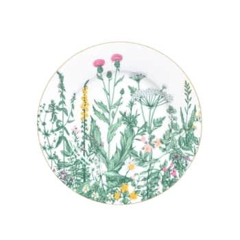 Dezertní talíř Botanica
