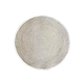 Jutový koberec Fringes 90cm