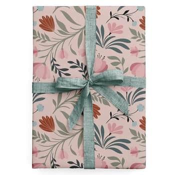 Baliaci papier Garden - 2 listy