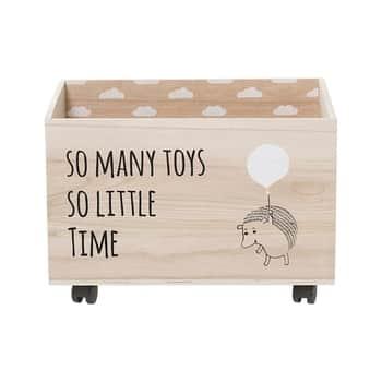 Úložný box na kolieskach So Many Toys