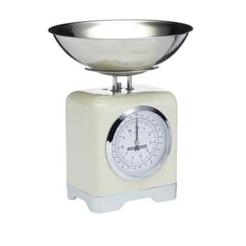 Mechanická kuchyňská váha Vanilla Cream 5kg