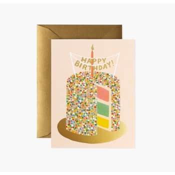 Narodeninové prianie Layer Cake