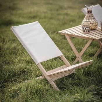 Skládací dřevěná židle Wimborne
