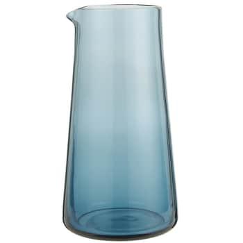 Skleněná karafa Glass Blue 1L