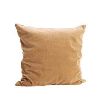 Sametový povlak na polštář Honey 50x50 cm