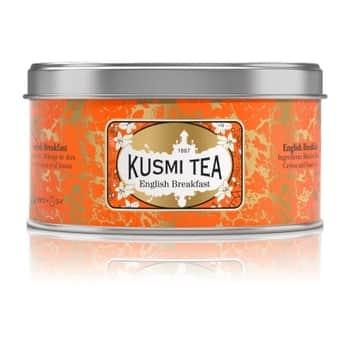 Sypaný čierny čaj Kusmi Tea - English Breakfast 125g