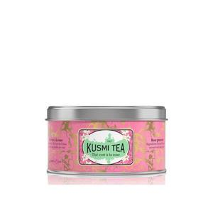 Sypaný zelený čaj Kusmi Tea - Rose Green Tea 125g