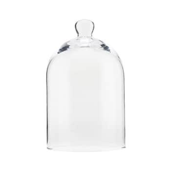 Sklenený dekoratívny poklop Glass