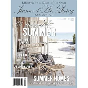 Časopis Jeanne d'Arc Living 5/2020 - anglická verze