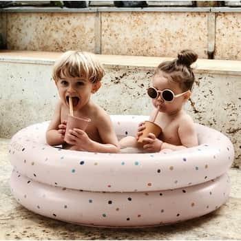 Nafukovací bazén pre deti Confetti Mix - 80cm
