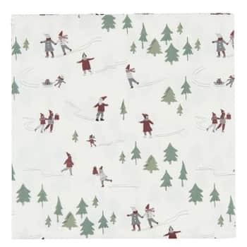Papírové ubrousky Christmas Fairytale