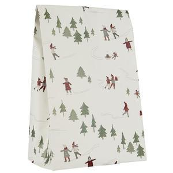 Papierový sáčok Christmas Fairytale Väčší