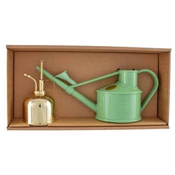 Set plastové konvičky arozprašovače Brass & Sage