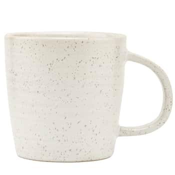 Porcelánový hrneček Pion Grey/White 350ml