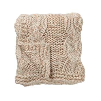 Pletená deka Brigitte 150x125cm