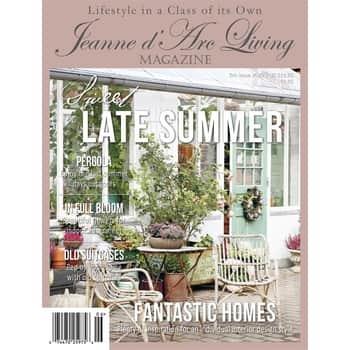 Časopis Jeanne d'Arc Living 6/2020 - anglická verze
