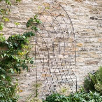 Kovová podpora pre rastliny Barrington Arch