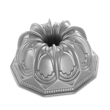 Hliníková forma na bábovku Cathedral Silver