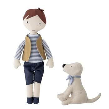 Dětská hračka Linen Friends - 2 ks