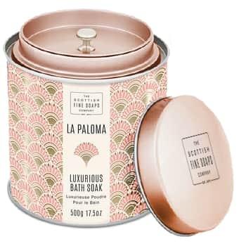 Sypký prášek do koupele La Paloma 500g